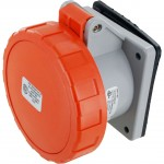 430R12W Pin And Sleeve Receptacle 30 Amp 3 Pole 4 Wire