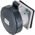 430R5W Pin And Sleeve Receptacle 30 Amp 3 Pole 4 Wire