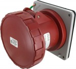 463R6W Pin And Sleeve Receptacle 63 Amp 3 Pole 4 Wire