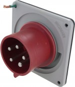 530B7S Pin And Sleeve Inlet 30 Amp 4 Pole 5 Wire