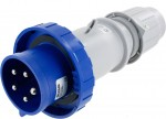 530P9W Pin And Sleeve Plug 30 Amp 4 Pole 5 Wire