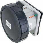 530R5W Pin And Sleeve Receptacle 30 Amp 4 Pole 5 Wire
