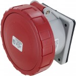 530R7W Pin And Sleeve Receptacle 30 Amp 4 Pole 5 Wire