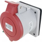 532R6S Pin And Sleeve Receptacle 32 Amp 4 Pole 5 Wire IEC 60309