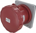 563R6W Pin And Sleeve Receptacle 63 Amp 4 Pole 5 Wire
