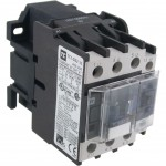 3 Pole Contactor 32 Amp 208 Volt AC Coil Angle
