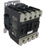 4 Pole Contactor 65 Amp 4 N/O 220 Volt AC Coil Angle