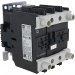 4 Pole Contactor 80 Amp 4 N/O 120 Volt AC Coil Angle