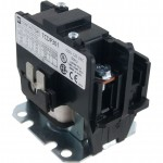 1 Pole Contactor 30 Amp 120VAC Coil