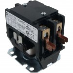 2 Pole Contactor 30 Amp 24VAC Coil