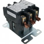 3 Pole Contactor 30 Amp 120VAC Coil