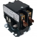 2 Pole Contactor 40 Amp 24VAC Coil