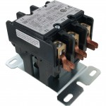 3 Pole Contactor 40 Amp 24VAC Coil