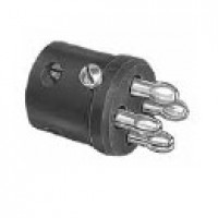 SOCKET INTERIOR, 4 POLE, UP TO 12AWG