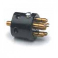 SOCKET INTERIOR, 6 POLE, UP TO 12AWG