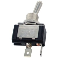 2 Blade Terminal SPST Bulk Toggle Switches