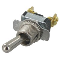 765072 Light Duty Toggle Switch ON-OFF 2 Screws