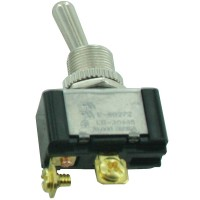 Momentary 2 Blade Screw Toggle Switch 765049