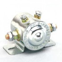 SPST, CONTINUOUS DUTY, 65A@12VDC, 4STUD, UL & CE RATED