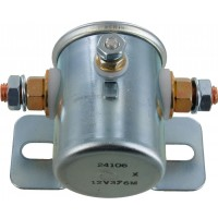 Cole Hersee Solenoid 24106 Rear