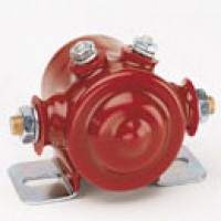 SPST, CONTINUOUS DUTY, 36V, 85A, PVC COATED