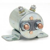 SPST, CONTINUOUS DUTY, 12V, 35A, 2STUD