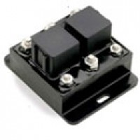 FORWARD & REVERSE RELAY MODULE, FOR INTERMITTENT & CONTINOUS OPERATION, 70A@12VDC INTERMITTENT