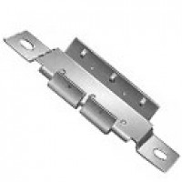 BREAKER MOUNTING BRACKET, STEEL, 4-GANG