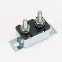 12V, 30A, STUDS, STEEL CASE, TYPE II, W/BRACKET