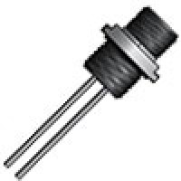 """MICRO LINK, 3POLE, MALE MATING RECEPTACLE 1/2"""" NPT, 12"""" LEADS, 22 AWG PVC"""
