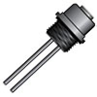 """MICRO LINK, 4POLE, FEMALE MATING RECEPTACLE 1/4"""" NPT, 12"""" LEADS, 22 AWG PVC"""