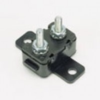 12V, 15A, STUDS, PLASTIC CASE, TYPE III, W/CROSS BRACKET