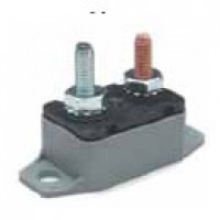 12V, 40A, STUDS, GRAY PLASTIC CASE, TYPE I, WEATHER RESISTANT