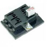 FOR PLUG-IN BREAKERS & FUSES, COMMON HOT FEED ONLY, 6-GANG
