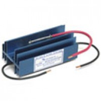 BATTERY ISOLATORS, 42 AMP, ONE 10AWG LEAD, TWO 12AWG LEADS