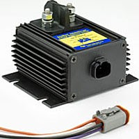 SURESTART COMPACT LOW VOLTAGE DISCONNECT SWITCH, & HARNESS, 12V OR 24V 100AMP (Formerly Part # 48511)
