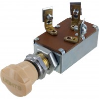 Cole Hersee Push Pull Switch 5027