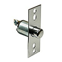 DOOR JAMB, UNIVERSAL, 5 AMPS @ 12V, SCREW TERMINALS 'ON' WHEN PLUNGER OUT