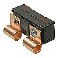 """GLASS FUSE TYPE, 20 AMP, 1.25"""" W X .67"""" H"""