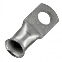 Tin Plated Copper Lug 1/0 Awg 1/2""