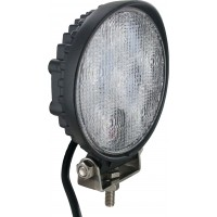 Round Tractor Utility Lamp LED 1800 Lumens 18 Watts