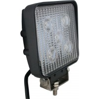 Square Tractor Utility Lamp LED 1500 Lumens 15 Watts