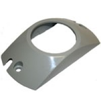 "MOUNT BRANCH DEFLECTOR, POLYCARBONATE, FOR 2"" ROUND DIAMETER"