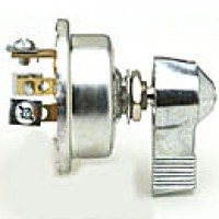 REVERSING, 20A, W/LEVER, 3 SCREWS, PLATED STEEL