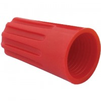 Bulk Screw-On Wire Termination Connectors 22-8 AWG Red