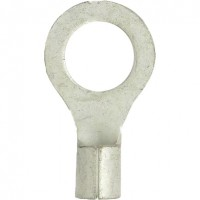 """Tin Plated Copper Ring Terminal 12-10 Awg 5/16"""""""