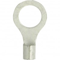 Tin Plated Copper Ring Terminal 12-10 Awg 3/8""