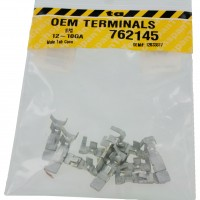 Delphi 12033817 OEM Terminal 12-10 Awg Male Tab Connector 10 Pack