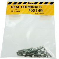 Delphi 12089649 OEM Female Electronic Control Module Terminal 20-18 Awg 10 Pack