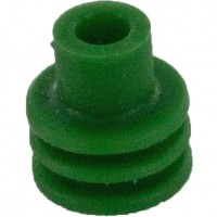 Delphi 12015323 OEM 20-18 Awg Green Silicone Seal 100 Pack